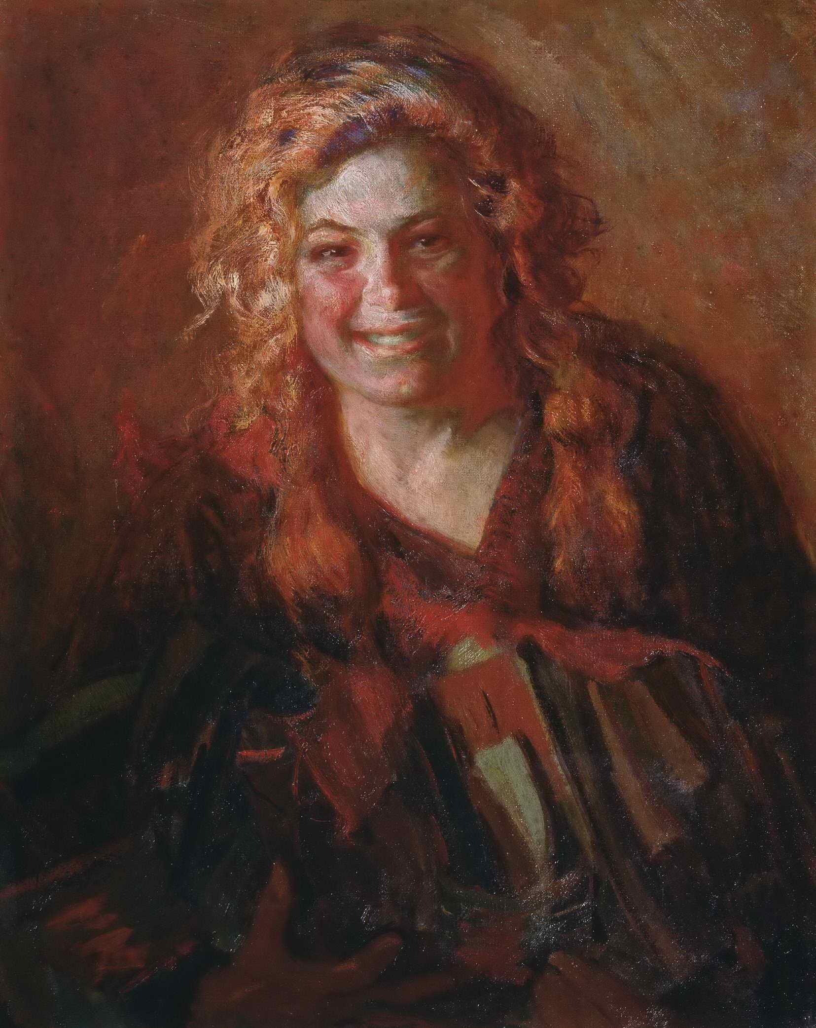 Касаткин Н.А. - Девушка с книгами