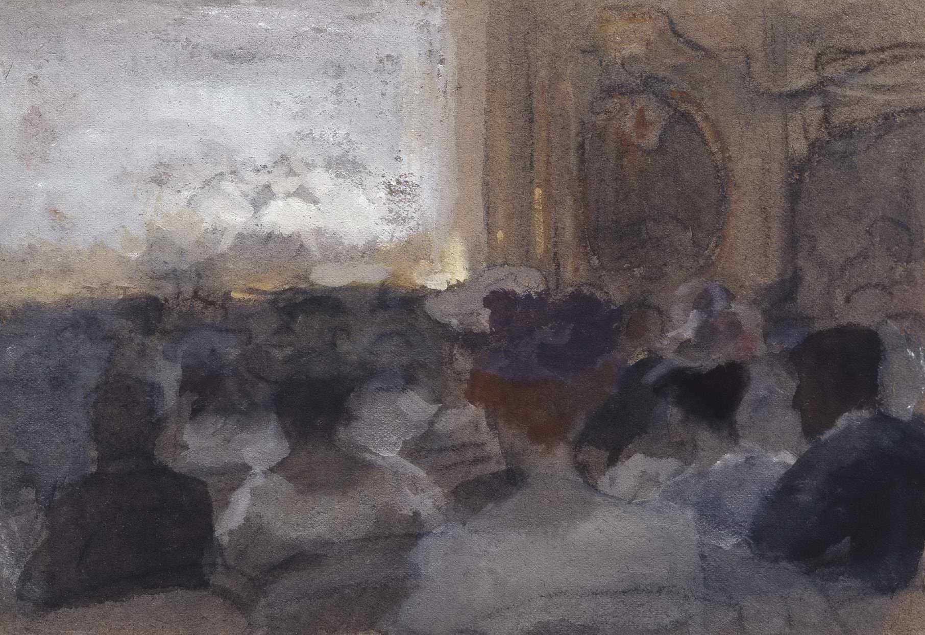 Степанов А.С. - Балет в Гранд-опера в Париже