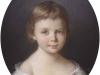 Неизвестный художник - Портрет И.Д. Орлова ребенком