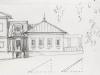 Эскиз дома Ярошенко в Кисловодске