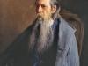 Портрет М.Е. Салтыкова- Щедрина. 1886. Холст, масло 102х75,5