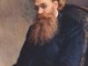 Портрет А.Я. Герда. После 1888. Не окончен. Холст. масло. 93х70