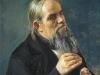Старик с табакеркой. 1873. Холст.масло. 53х37