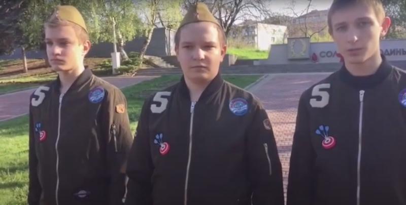 Максимильян, Данила и Владимир Черныши
