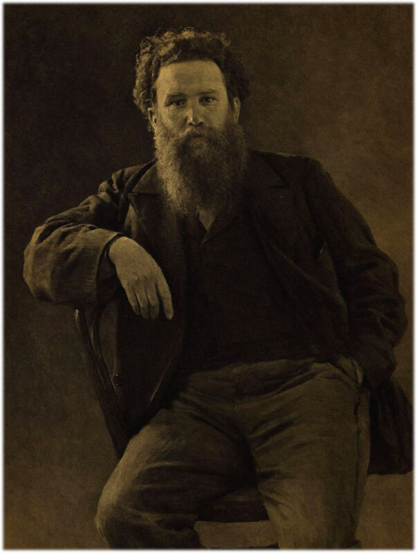 Портрет Короленко