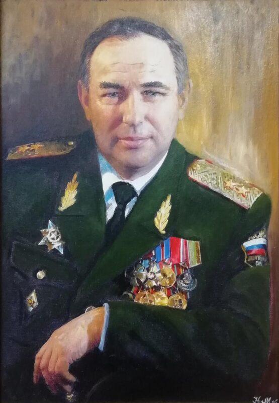 Н.Н. Мухин 1947